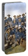 Cuba - Tenth Cavalry 1898 Portable Battery Charger