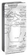 Cuba: San Juan Hill Portable Battery Charger