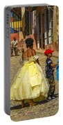 Cuba Wedding Party Portable Battery Charger
