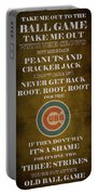 Cubs Peanuts And Cracker Jack  Portable Battery Charger