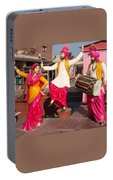 Culture Of Punjab Portable Battery Charger