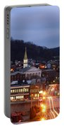 Cumberland At Night Portable Battery Charger