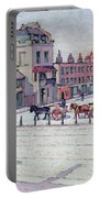 Cumberland Market North Side Portable Battery Charger by Robert Polhill Bevan