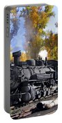 Cumbres And Toltec Railroad Portable Battery Charger