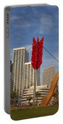 Cupids Arrow San Francisco Portable Battery Charger