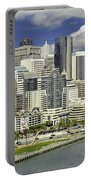 Cupid's Span Waterfront San Francisco Portable Battery Charger
