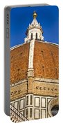 Cupola On Florence Duomo Portable Battery Charger