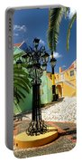 Curacao Colorful Architecture Portable Battery Charger