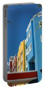 Curacaos Colorful Architecture Portable Battery Charger