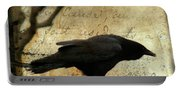 Curious Crow Portable Battery Charger