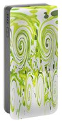 Curly Greens Portable Battery Charger