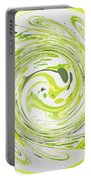 Curly Greens II Portable Battery Charger