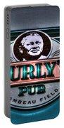 Curlys Pub - Lambeau Field Portable Battery Charger