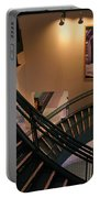 Curly's Stairway Portable Battery Charger