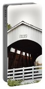 Currin Covered Bridge Portable Battery Charger