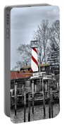 Curtin's Wharf Burlington New Jersey Portable Battery Charger