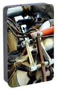 Curtiss Ox-5 Airplane Engine Portable Battery Charger