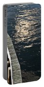 Curved Fender Las Olas Drawbridge Fort Lauderdale Florida Portable Battery Charger