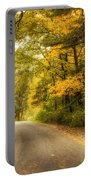 Curves Ahead Portable Battery Charger by Scott Norris