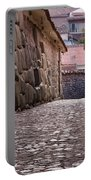 Cusco City Street Portable Battery Charger