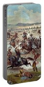 Custer's Last Charge Portable Battery Charger