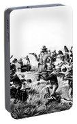 Custer's Last Fight, 1876 Portable Battery Charger