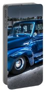 Custom Chevy Pickup Portable Battery Charger