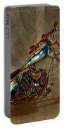 Custom Desperado Chopper 2014 Portable Battery Charger