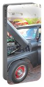 Custom Pickup Truck Portable Battery Charger