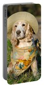 Cute Dog Portable Battery Charger