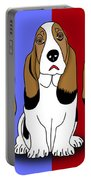 Cute Dogs 2 Portable Battery Charger