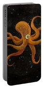 Cycloptopus Black Portable Battery Charger