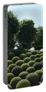 Cypress And Boxwood Garden Portable Battery Charger