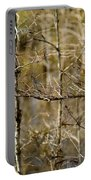 Cypress Branches Portable Battery Charger