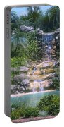 Cypress Garden Waterfalls Portable Battery Charger