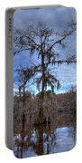Cypress Tree Portable Battery Charger