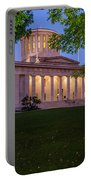 D13l94 Ohio Statehouse Photo Portable Battery Charger