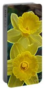 Daffodil Duet By Jrr Portable Battery Charger