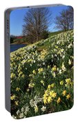 Daffodil Hill Portable Battery Charger