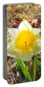 Daffodil Under Water Portable Battery Charger