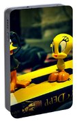 Daffy Tweety And Johnny Portable Battery Charger