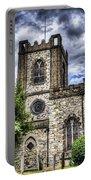 Dagenham Village Church Portable Battery Charger
