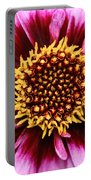 Dahlia's Golden Crown Portable Battery Charger