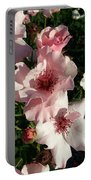 Dainty Roses 2 Portable Battery Charger