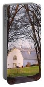 Dairy Barn Portable Battery Charger