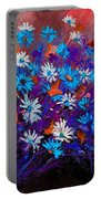 Daisies 77412 Portable Battery Charger