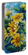 Daisy Breath Portable Battery Charger