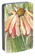Daisy Girl Portable Battery Charger