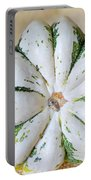 Daisy Gourd Portable Battery Charger