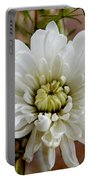 Daisy Mum On Red 1 Portable Battery Charger